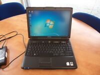 Dell Vostro 1400 Laptop with Windows 7 Pro & Office 2010