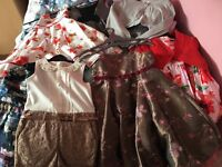 Girls Clothes Dress bundle 4/5 years
