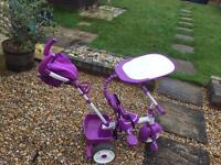Little tykes 4 in 1 bike