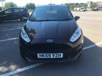 2010 Ford Fiesta Titanium With Full Service History / 12 Months Mot / Very Good Condition