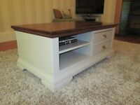 Gillies Sideboard and coffee table