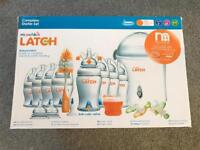 Munchkin Latch and Nuk Bottles