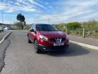 Nissan qashqai +2 N-tec 1.5 diesel with long mot