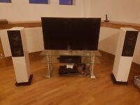 QAcoustics 2050i Floor Standing Speakers