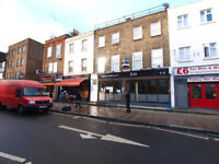 A large self-contained studio apartment located within a 1 minute walk of Mornington Crescent tube