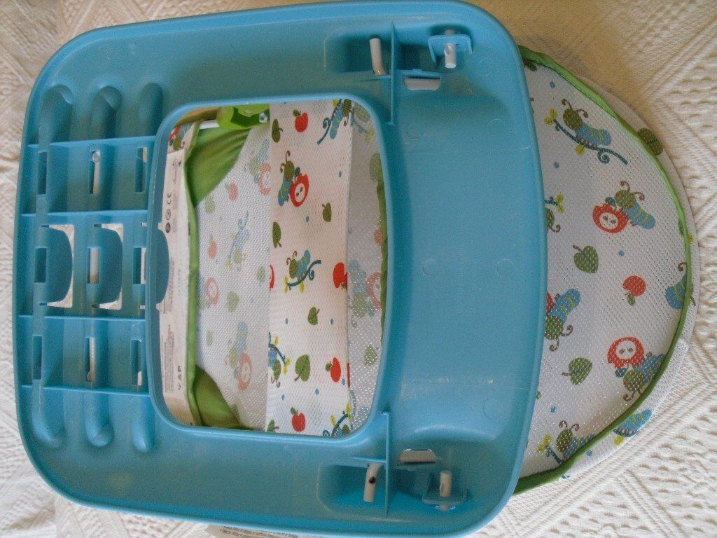 Baby bath support seat/recliner/baby bather by \'Summer\'. | in ...