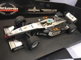 McLaren Mercedes 1:18 Minichamps Nick Heidfeld