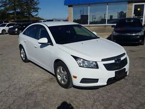 2011 Chevrolet Cruze LT Turbo+ w/1SB FREE WINTER TIRE PACKAGE London Ontario image 3