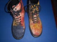 DR MARTIN BOOT'S SIZE 6