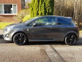 2014 limited edition corsa 1.2