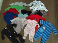 bundle clothes 3-6 month 43 items perfect condition