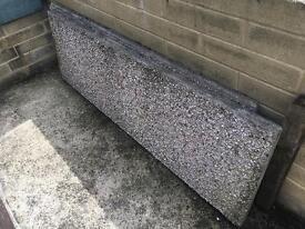 Concrete Garage Panels