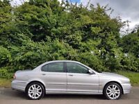 Jaguar X-Type 3.0 V6 Sport (AWD) 2002 4dr NO MOT HENCE PRICE cant be bothered to mot it