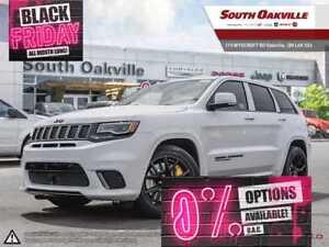2018 Jeep Grand Cherokee Trackhawk | ALCANATA LEATHER | DUAL SUN