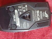ASUS ROG Sica Gaming Mouse grey