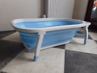 Portable baby bath £20