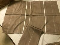 Double duvet cover and set of 4 pillow cases