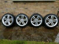 Audi s5 19 inch alloy wheels