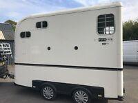 Horse Trailer Equi-Trek Space-Treka M