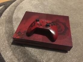Xbox one 2tb gears of war edition