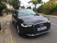 Audi A6 Saloon TDI Automatic, low mileage, full service history, family car, 1 previous owner