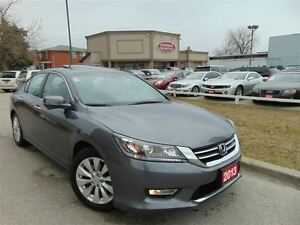 2013 Honda Accord EX-L-LEATHER-SUNROOF-CAMERA