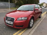 AUDI A3 2.0 TDI SPECIAL EDTION 57 PLATE ALLOYS