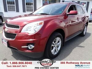 2011 Chevrolet Equinox 1LT $144.90 BI WEEKLY!!!