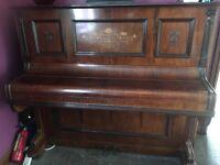 Turn of the century piano