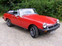 Stunning MG Midget 1500 £3,250