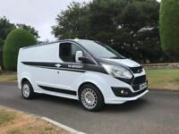 Ford Transit Custom limited m sport