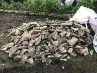 Vintage dry stone walling REDUCED