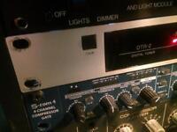 Korg tone works dtr2 rackmount tuner