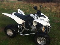 ROAD LEGAL QUAD 320CVT EXCELLENT CONDITION MOT'D £1950