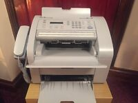 Samsung Multifunction Xpress printer Laser Fax SF-760P, Scan and Copy functionality