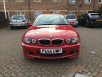 BMW 320cd M Sport, E46, 2005, Imola Red, 3 Previous Owners