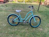 Women's townie bike 🚴