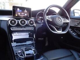 Mercedes-Benz C Class C250 BLUETEC AMG LINE PREMIUM (silver) 2014-11-15