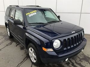 2014 Jeep Patriot Sport/North 4X4
