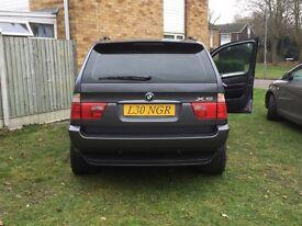 BMW X5 2003 may swap