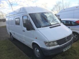 Mercedes Benz Sprinter 312D lwb 1999 year air condition full service history