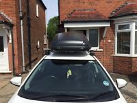 Hapro Roady 4000 Roof box (Only)