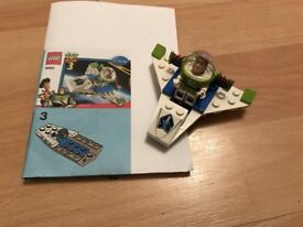Lego Set 30073 Toy Story 3 Buzz Lightyear Spaceship