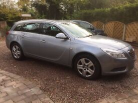 Vauxhall Insignia Exclusive 160cdti 2009 1 previous owner vgc, full service hist
