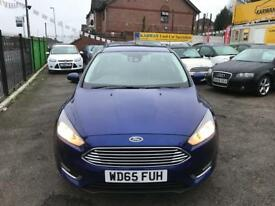 Ford Focus 1.6 TI-vct titanium hatchback powershift Automatic