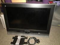 "Daewoo 27"" flat screen TV"