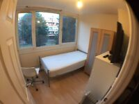 ***SPACIOUS LOVELY SINGLE ROOM AVAILABLE NOW-ALL INCLUSIVE***