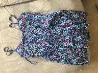 Holiday jumpsuits/playsuits size 12