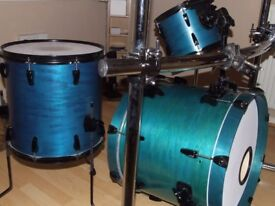 Pearl Fusion Drumkit and Other hardware