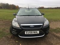 FORD FOCUS 2.0TDCI CC-3 CABRIOLET 2DR (58PLATE), 2 OWNERS, FSH, 12 MONTH MOT, PRICED DOWN!!!